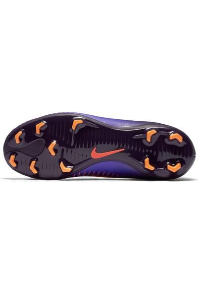 Nike 831945-585 Jr Mercurial Victory Vi Fg Çocuk Krampon