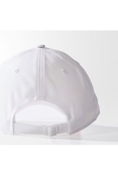 Adidas Şapka Spor Beyaz Bk0789 6Pcap Ltwgt Met