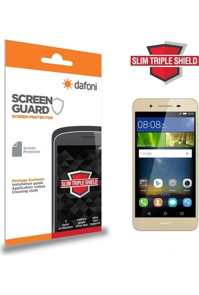 Dafoni Huawei GR3 Slim Triple Shield Ekran Koruyucu