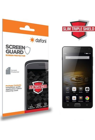 Dafoni Lenovo Vibe P1 Slim Triple Shield Ekran Koruyucu