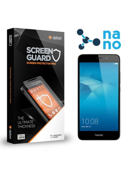 Dafoni Huawei GT3 Nano Glass Premium Cam Ekran Koruyucu