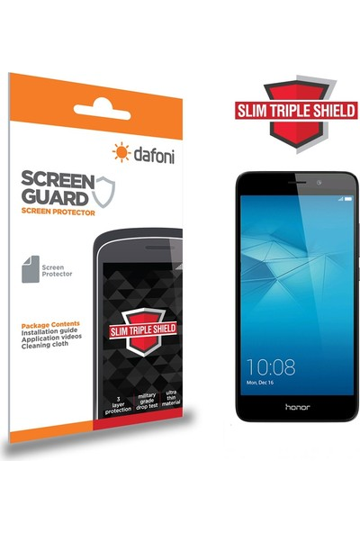 Dafoni Huawei GT3 Slim Triple Shield Ekran Koruyucu