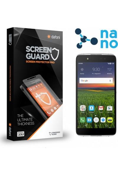 Dafoni Alcatel idol 4 Nano Glass Premium Cam Ekran Koruyucu