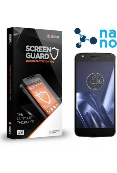 Dafoni Motorola Moto Z Play Nano Glass Premium Cam Ekran Koruyucu