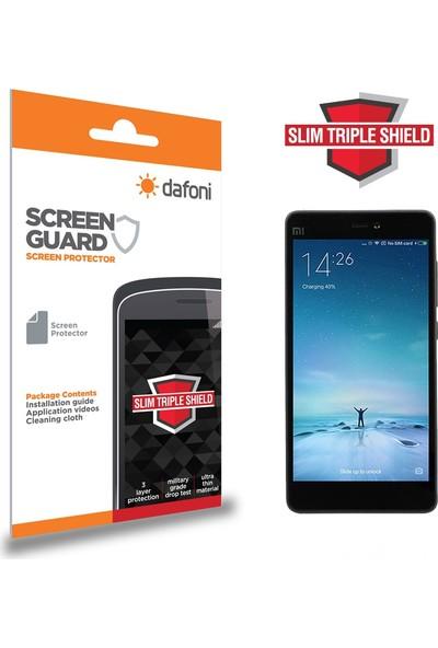 Dafoni Xiaomi Mi 4c Slim Triple Shield Ekran Koruyucu