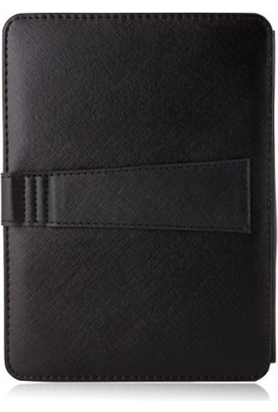 Eiroo Universal 7 inç Klavyeli Tablet Siyah Kılıf