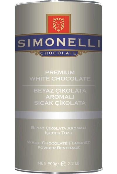 Simonelli Beyaz Sıcak Çikolata - 900 gr