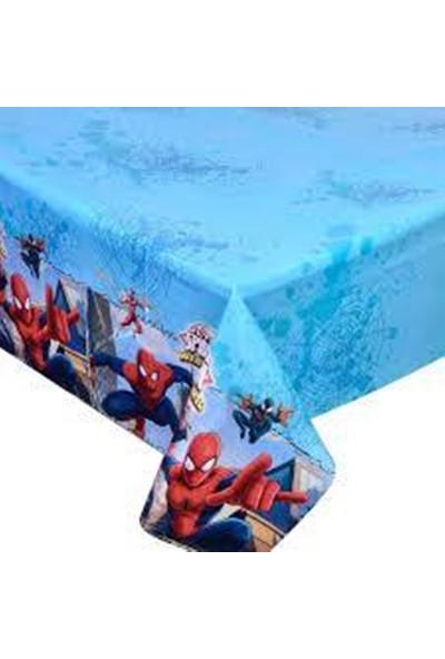 Partiland Spiderman Masa Örtüsü 120X180 Cm