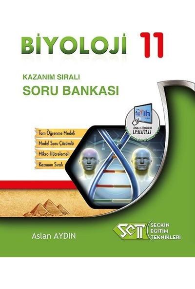 Set 11. Sınıf İleri Düzey Biyoloji Kazanım Sıralı Soru Bankası