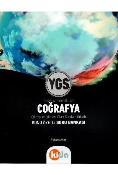 Kida Ygs Coğrafya Konu Özetli Soru Bankası