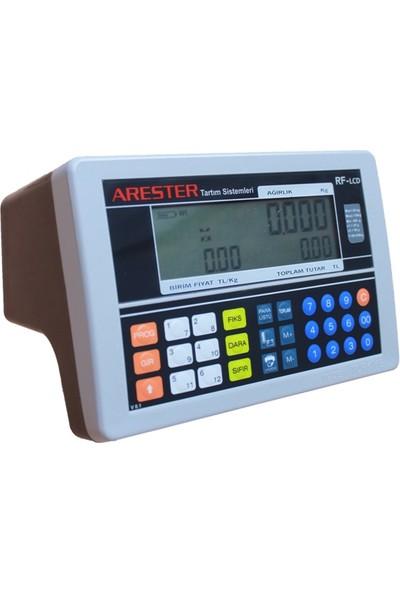 Arester Rf-Lcd 70X80 600 Kg Elektronik Baskül