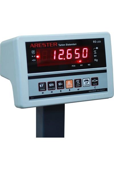 Arester Rs-Led 70X80 600 Kg Elektronik Baskül