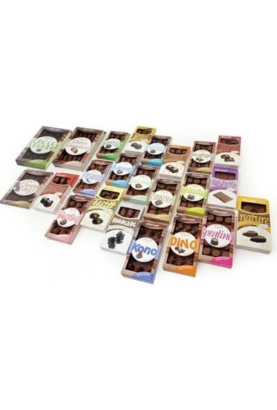 Silikomart Tablette Çikolata Kalıbı