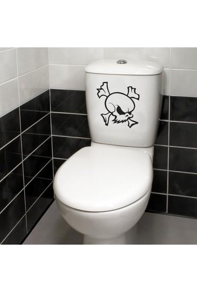 Decor Desing Banyo Tuvalet Sticker Dvc08