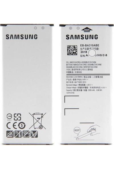 Teleplus Samsung Galaxy A3 2016 Batarya Pil ( Eb-Ba310Abe )