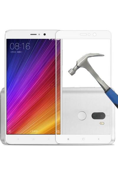 Teleplus Xiaomi Mi5 S Plus Full Kapatan Cam Ekran Koruyucu