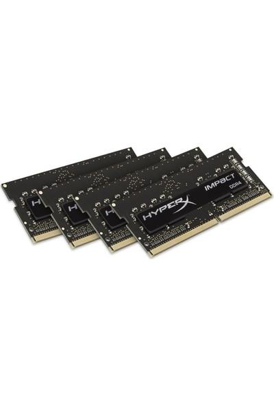 Kingston 16GB 4x4 HyperX D4 2400 HX424S15IBK4/16