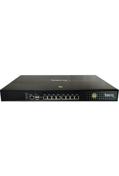 Berq BQ100 UTM-Firewall-5651+1 Yıl Lisans