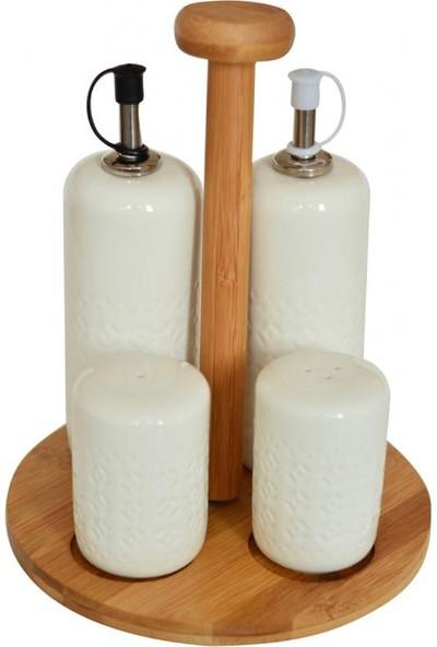 Bambum Champion - Yağlık Sirkelik Tuzluk Bibelik