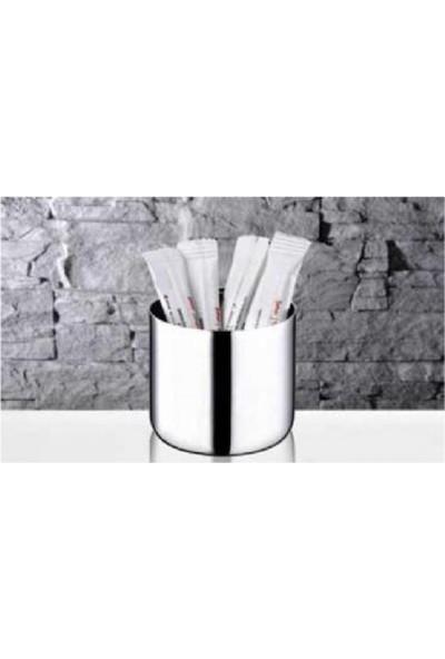 Biradlı Çelik Stick Şekerlik Parlak