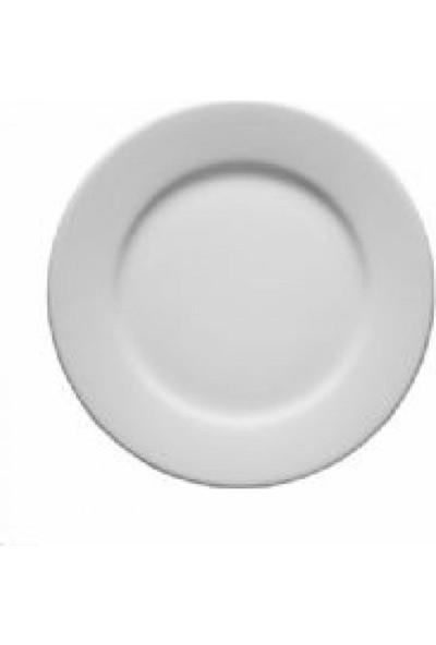 Kütahya Porselen Oe Serisi Servis Tabağı 17 Cm