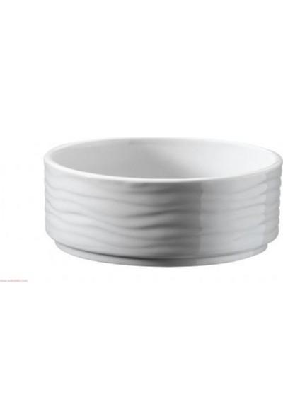 Kütahya Porselen Sea Wawe Serisi Reçellik 8 Cm (Joker)