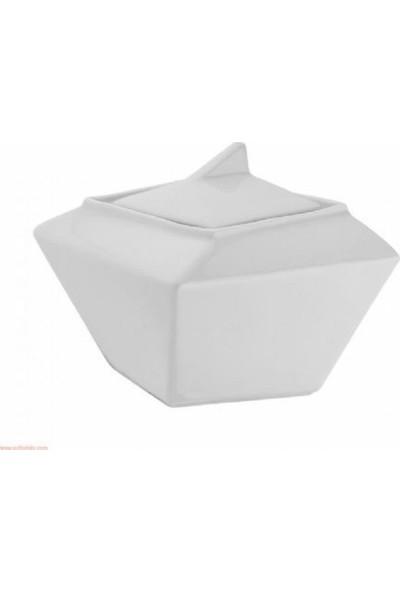 Kütahya Porselen Tropik Serisi Şekerlik