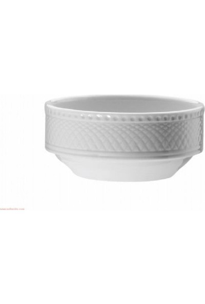 Kütahya Porselen Zümrüt Serisi Kase 6 Cm