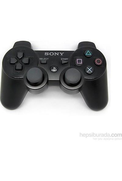 Sony Ps3 Kablosuz Siyah Oyun Kolu - Wireless Dualshock - Joystick