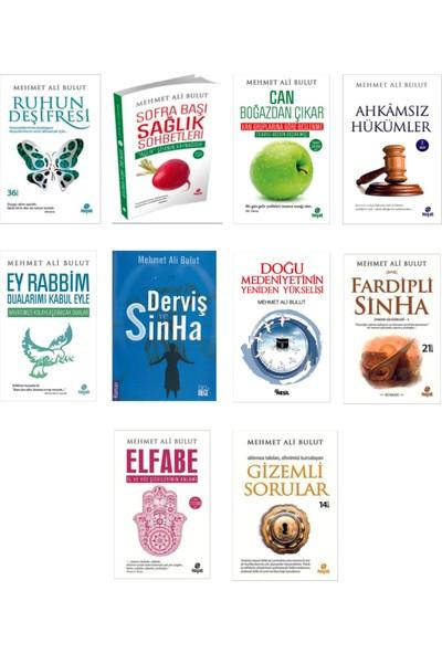 Mehmet Ali Bulut 10 Kitap Set