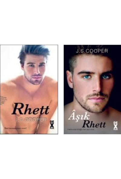 Aşık Rhett + Rhett 2 Kitap Set