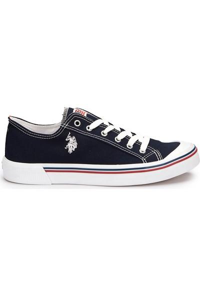 U.S. Polo Assn. Penelope Lacivert Erkek Sneaker Ayakkabı