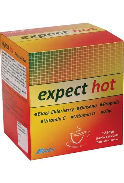 Expect Hot Sase