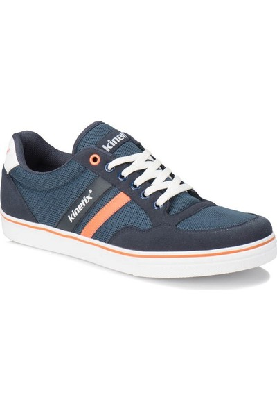 Kinetix Pontech M Lacivert Petrol Turuncu Erkek Sneaker Ayakkabı
