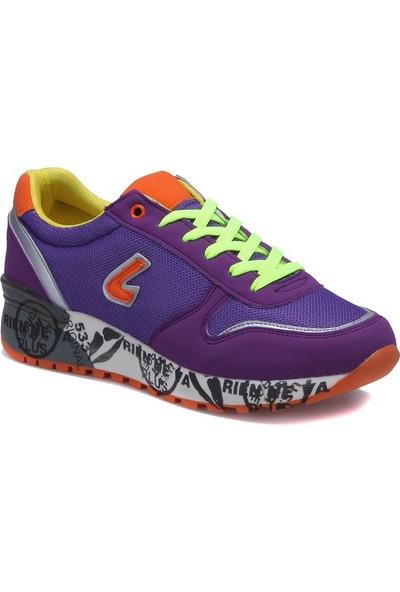 Seventeen Gsva440 Mor Kız Çocuk Ayakkabı