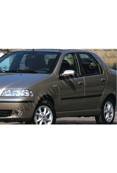 Omsa Fiat Albea Ayna Kapağı 2 Parça Abs Krom (2011>)