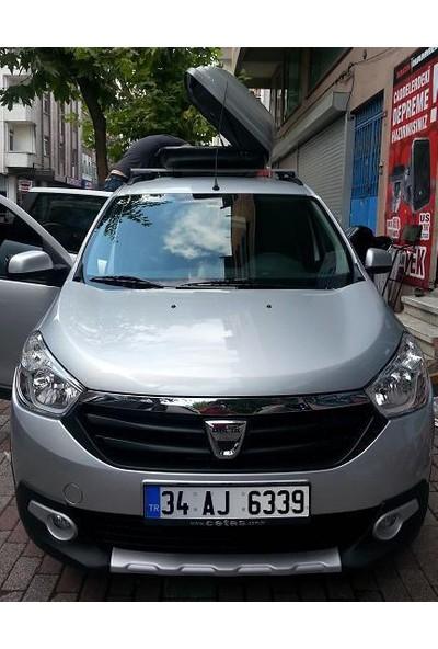 Boostzone Dacia Lodgy Araç Üstü Kapalı Port Bagaj