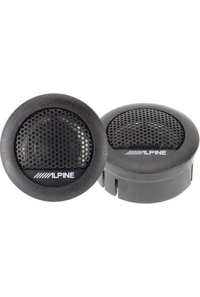 Alpine Alpine Sxe-1006Tw - Mylar-Titanium Balanced Dome Tweeter 3 Cm
