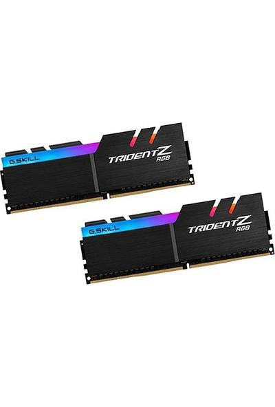 G.SKILL Trident Z RGB LED 16GB (2x8GB) 3200MHz DDR4 Ram (F4-3200C16D-16GTZR)