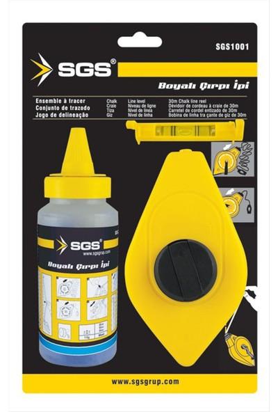 Sgs 1001 Boyalı Çırpı İpi