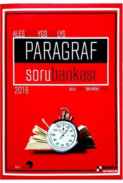 Başka Yayınları 8 Sınıf Teog Paragraf Soru Bankası