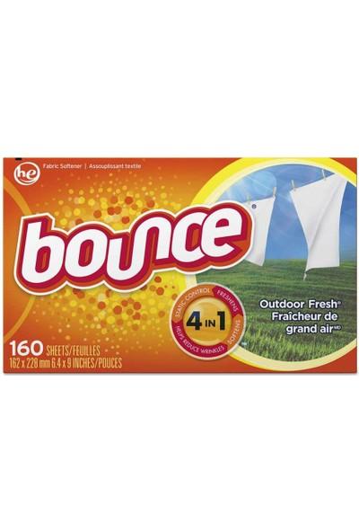 Bounce Outdoor Fresh Yumuşatıcı Mendil 160 Kullanımlık