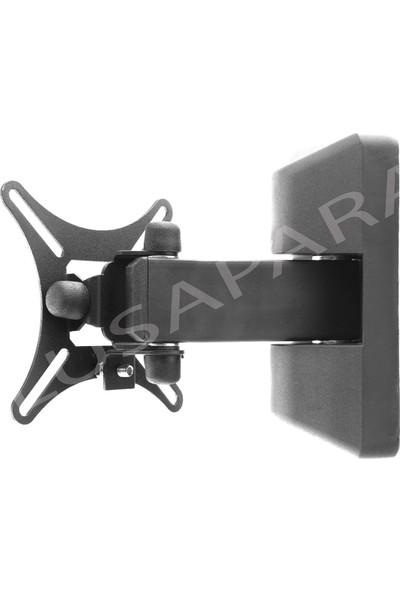 Plus Aparat LCD LED Hareketli Askı Aparatı 10-27 İnc