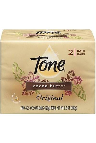 Tone Kakao Yağı Banyo Sabunu 2'li Paket