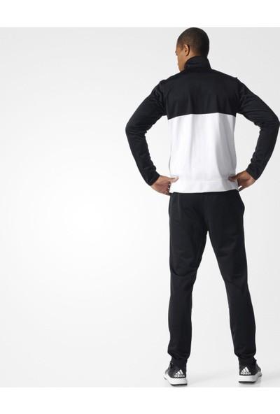 Adidas Bk4091 Back2Bas 3S Ts Erkek Eşofman Takımı