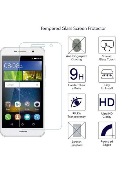 Microsonic Huawei Y6 Pro Temperli Cam Ekran koruyucu film