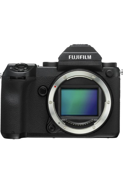 Fujifilm GFX 50S Aynasız Orta Format