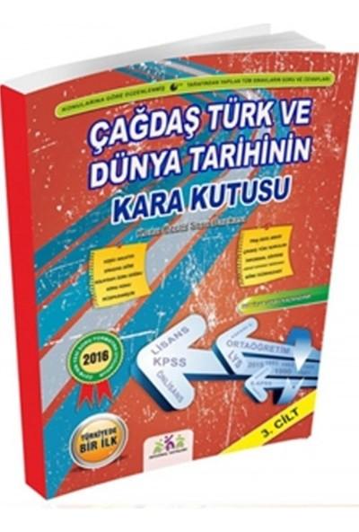 İnformal Yayınları Çağdaş Türk Ve Dünya Tarihinin Kara Kutusu Konu Özetli Soru Bankası 3. Cilt