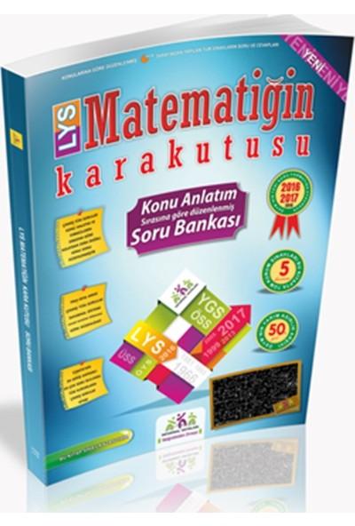 İnformal Yayınları Ygs-Lys Matematik Kara Kutusu Konu Anlatım Soru Bankası