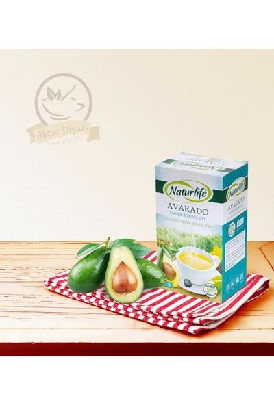 Naturlife Avakado Çayı (Süzen Poşet 40'Lı)